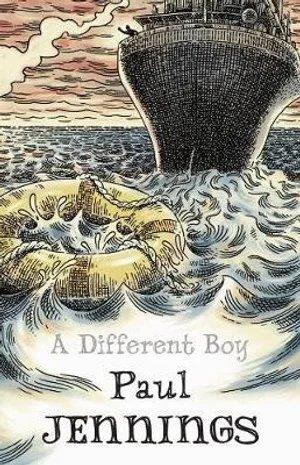 <p>A Different Boy<br /> Series: Different</p>
