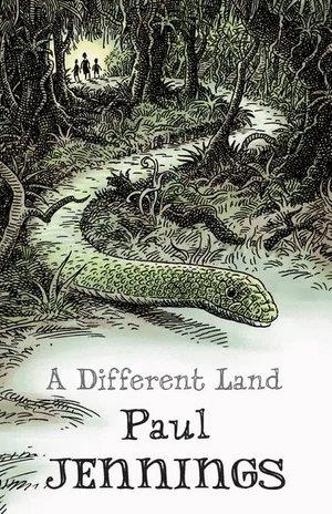 <p>A Different Land<br /> Series: Different</p>