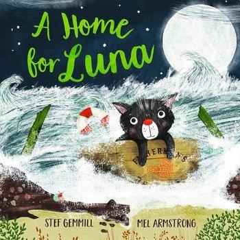 <p>A Home for Luna</p>