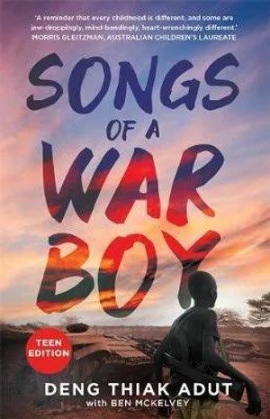 <p>Songs of a War Boy</p>