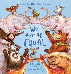 <p>We Are All Equal</p>