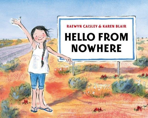 <p>Hello from Nowhere</p>