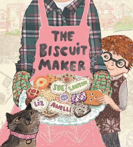 <p>The Biscuit Maker</p>