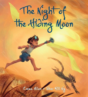 <p>The Night of the Hiding Moon</p>