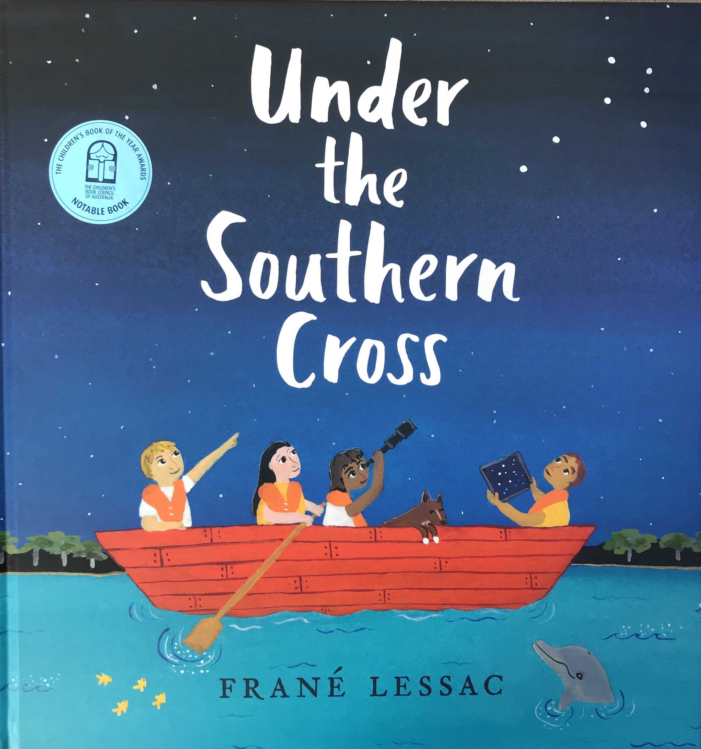 <p>Under the Southern Cross</p>