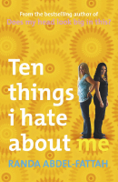 <p>Ten Things I Hate about Me</p>