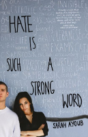 <p>Hate is Such a Strong Word</p>