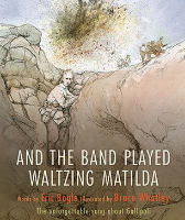 <p>And the Band Played Waltzing Matilda</p>