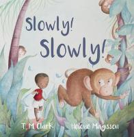 <p>Slowly! Slowly!</p>