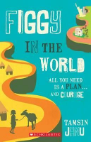 <p>Figgy in the World<br /> Series: Figgy, book 1</p>