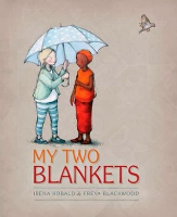 <p>My Two Blankets</p>