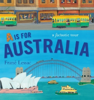 <p>A is for Australia </p>