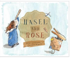 <p>Hasel and Rose</p>