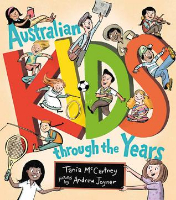 <p>Australian Kids through the Years</p>