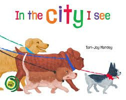 <p>In the City I See</p>