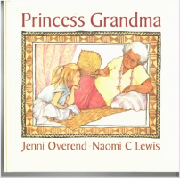 <p>Princess Grandma</p>