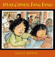 <p>Speak Chinese, Fang Fang!</p>