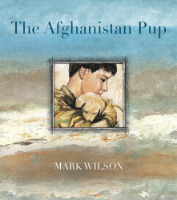 <p>The  Afghanistan Pup</p>
